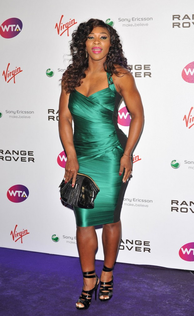 Serena Williams Bra Size,Height and Weight,age,Body Measurements ...